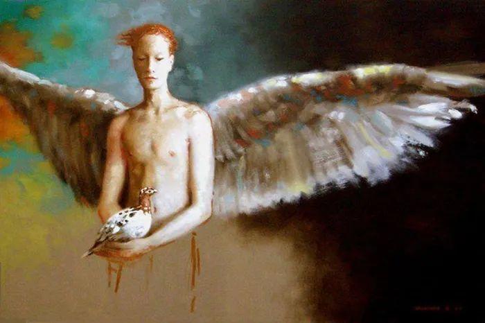 追随经典美学,阿根廷画家雨果·乌拉赫插图35