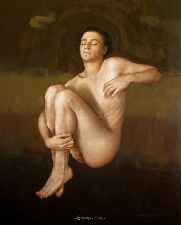 追随经典美学,阿根廷画家雨果·乌拉赫插图37