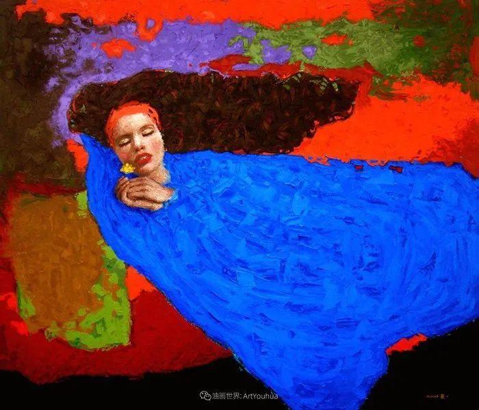 追随经典美学,阿根廷画家雨果·乌拉赫插图41