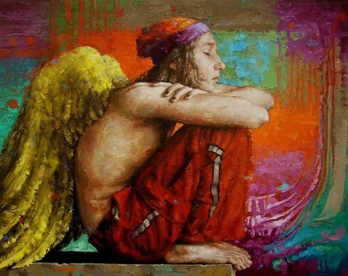 追随经典美学,阿根廷画家雨果·乌拉赫插图43