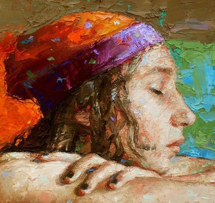 追随经典美学,阿根廷画家雨果·乌拉赫插图45