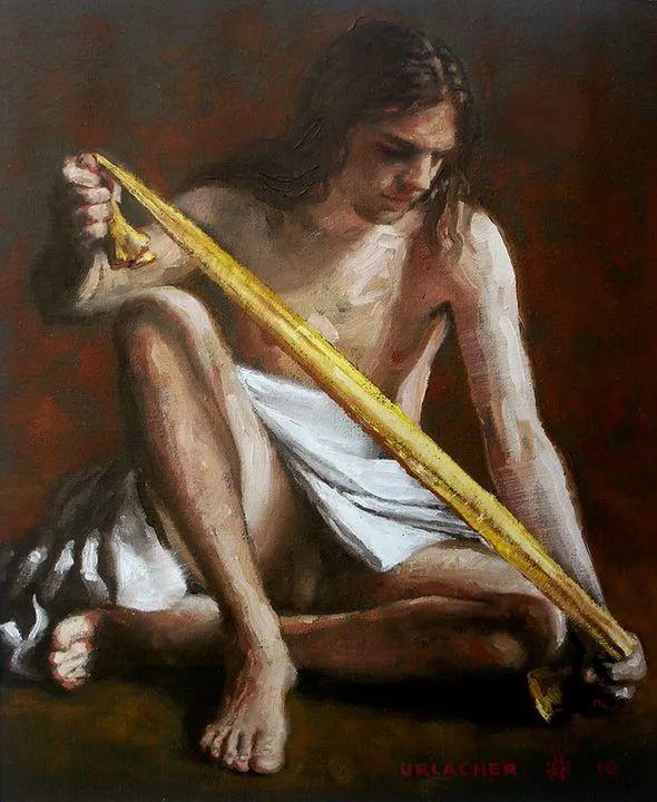 追随经典美学,阿根廷画家雨果·乌拉赫插图55