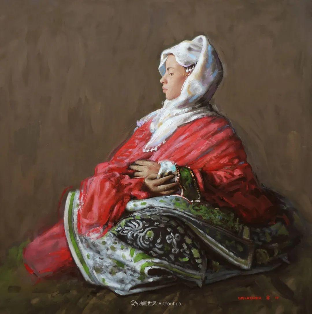 追随经典美学,阿根廷画家雨果·乌拉赫插图59