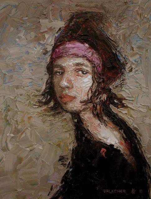 追随经典美学,阿根廷画家雨果·乌拉赫插图65