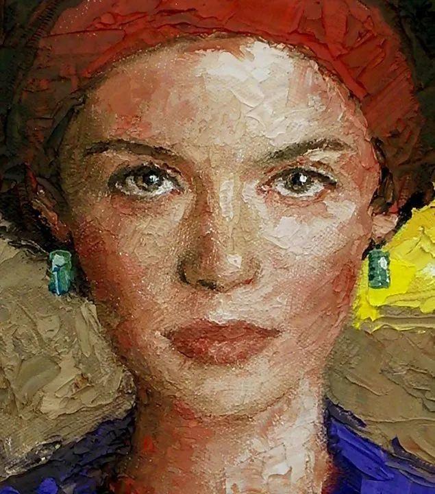 追随经典美学,阿根廷画家雨果·乌拉赫插图73