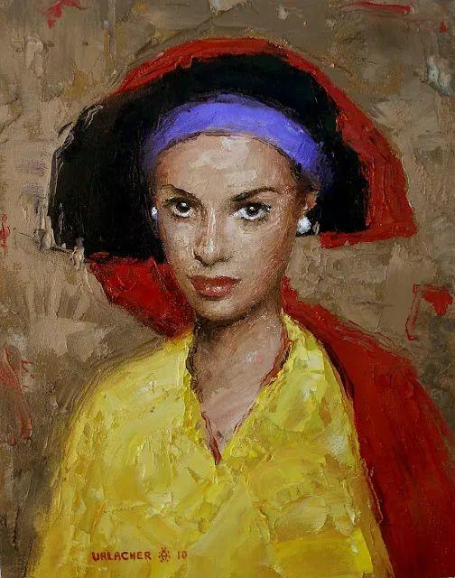 追随经典美学,阿根廷画家雨果·乌拉赫插图75