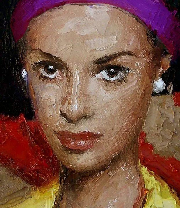 追随经典美学,阿根廷画家雨果·乌拉赫插图77