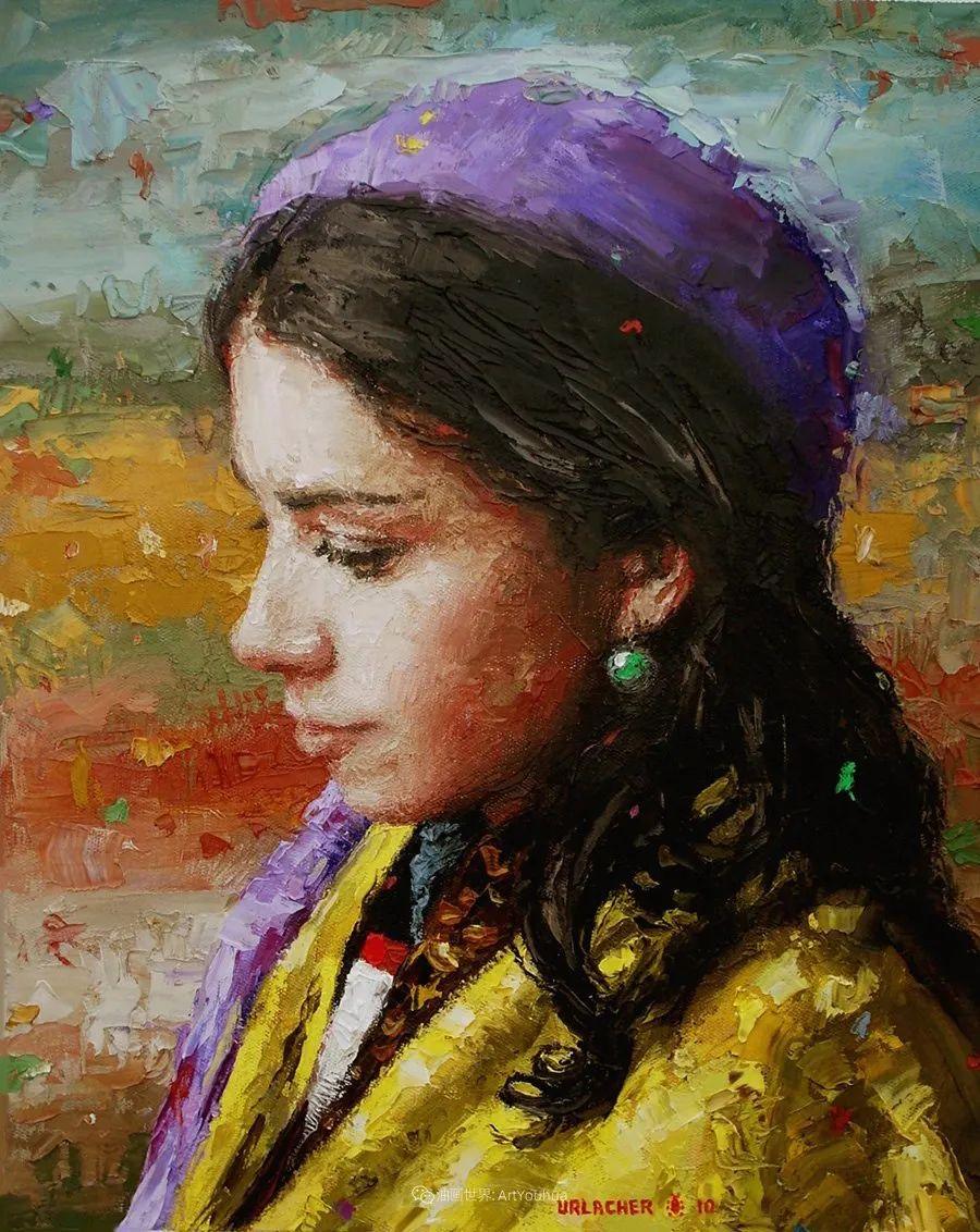 追随经典美学,阿根廷画家雨果·乌拉赫插图79