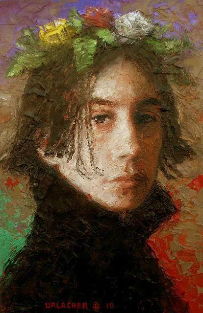 追随经典美学,阿根廷画家雨果·乌拉赫插图83