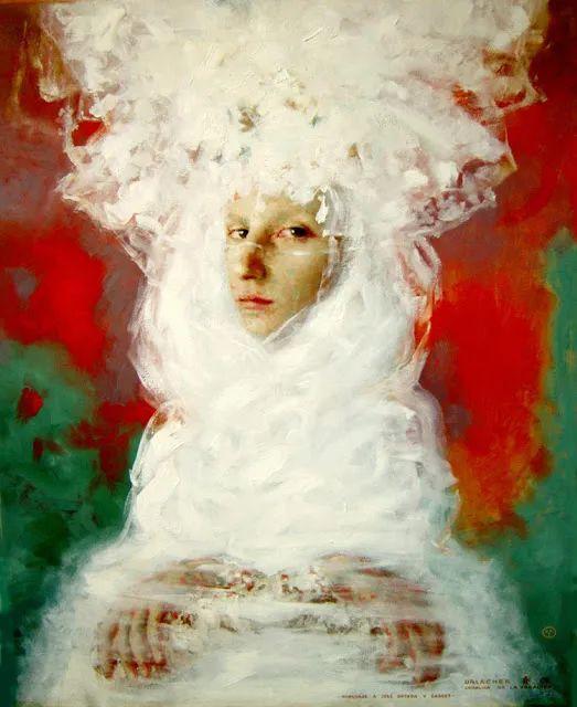 追随经典美学,阿根廷画家雨果·乌拉赫插图87