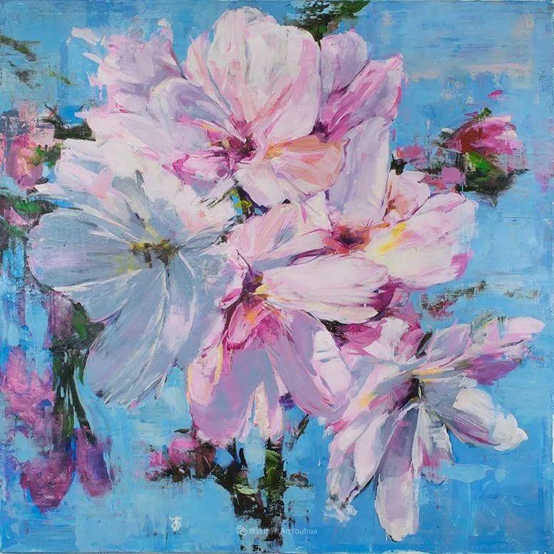 他画的每一朵花,都会释放回忆!插图1