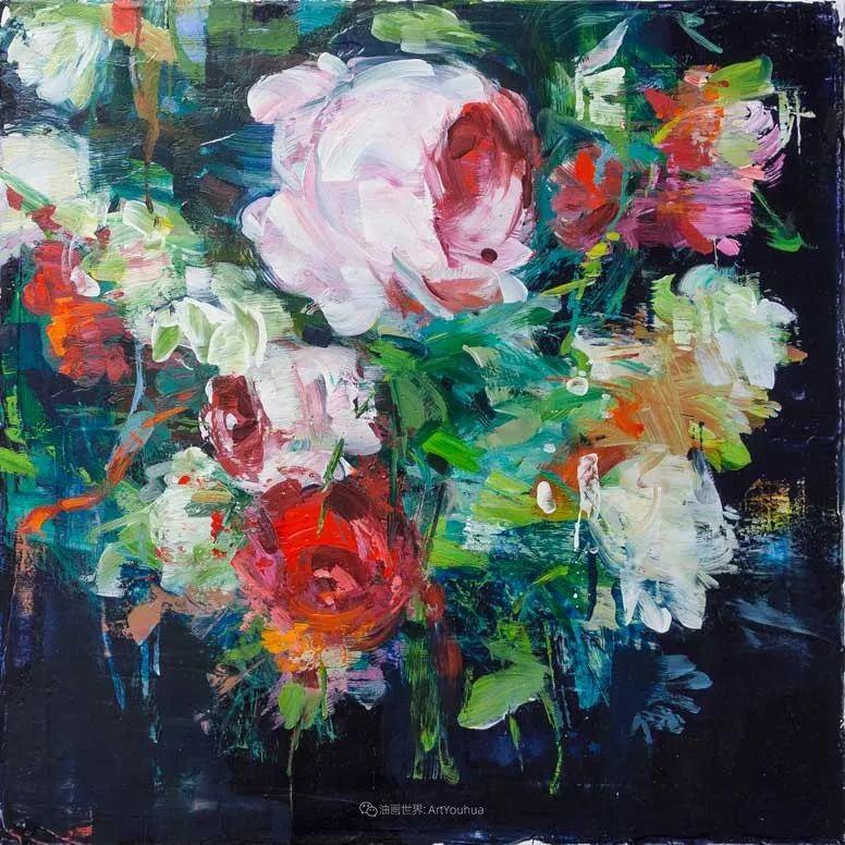 他画的每一朵花,都会释放回忆!插图4