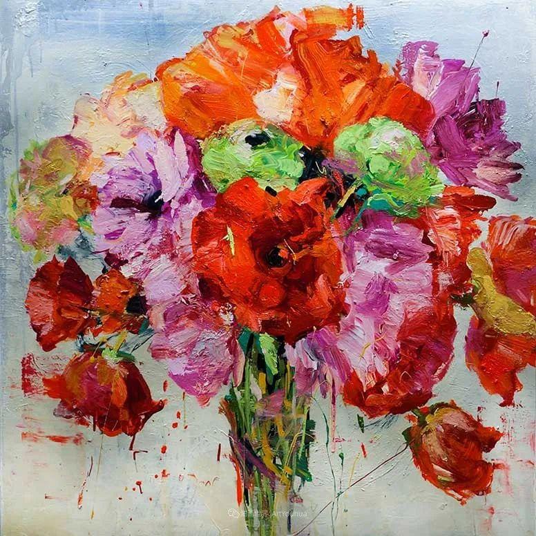 他画的每一朵花,都会释放回忆!插图6