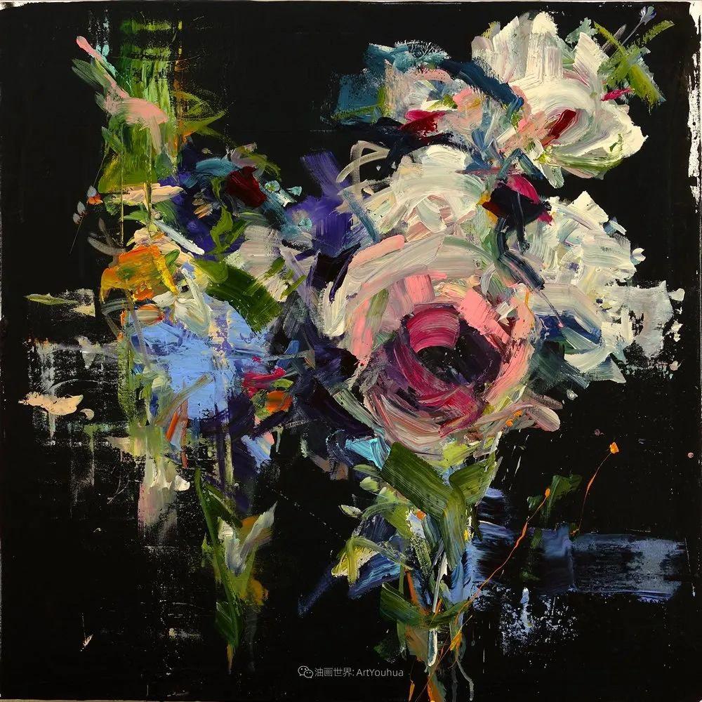 他画的每一朵花,都会释放回忆!插图7