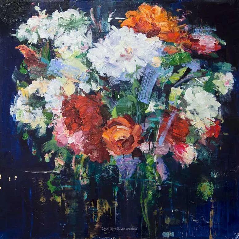 他画的每一朵花,都会释放回忆!插图9
