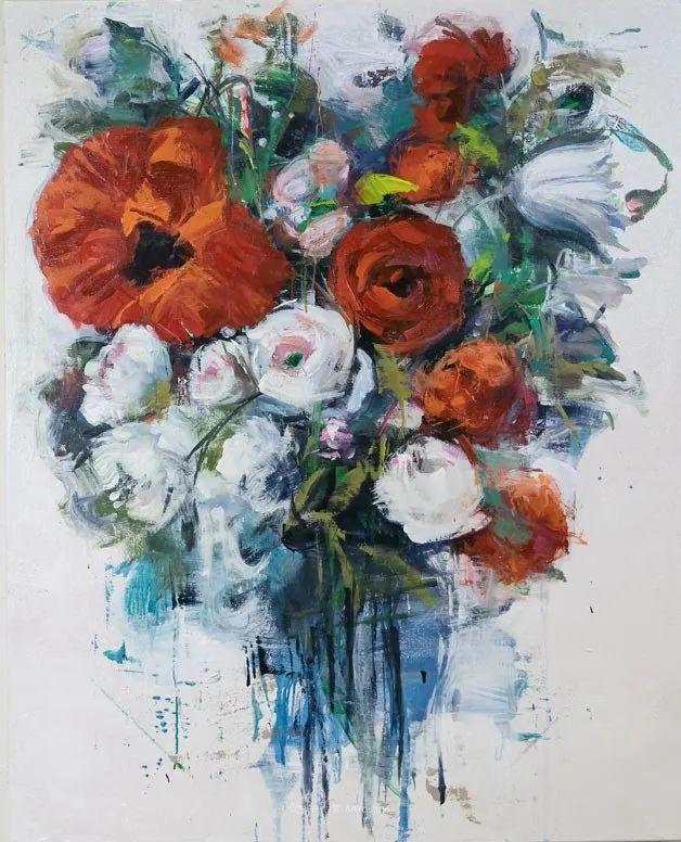 他画的每一朵花,都会释放回忆!插图12