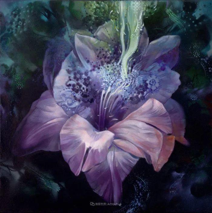 他画的每一朵花,都会释放回忆!插图17