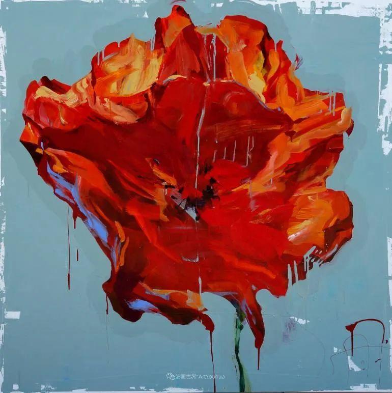 他画的每一朵花,都会释放回忆!插图18
