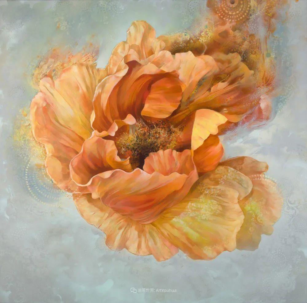 他画的每一朵花,都会释放回忆!插图20