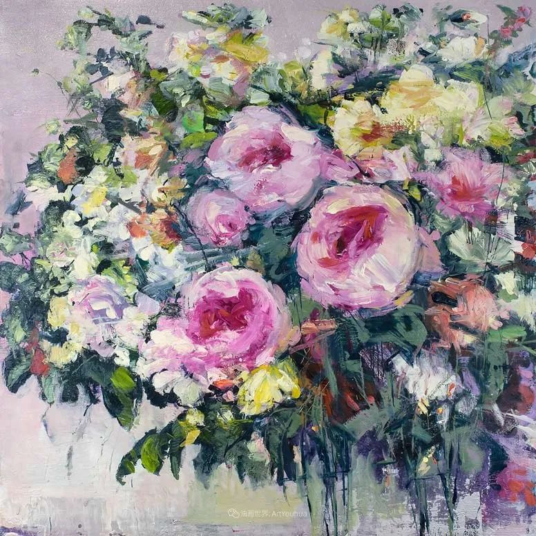 他画的每一朵花,都会释放回忆!插图24