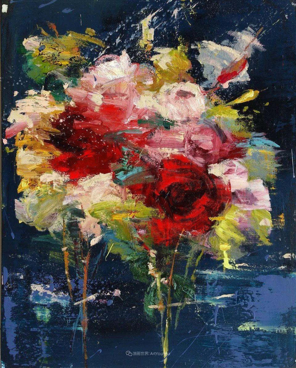 他画的每一朵花,都会释放回忆!插图29