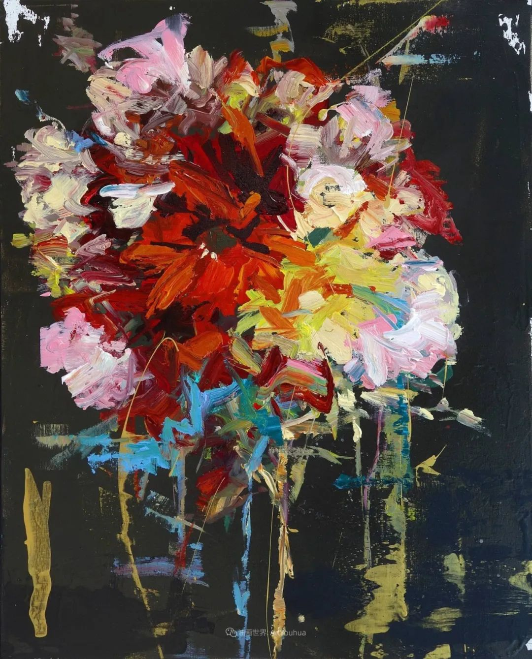 他画的每一朵花,都会释放回忆!插图33