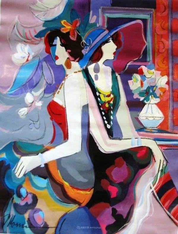 流动的曲线,鲜艳的色彩,极富美感的画面!插图27