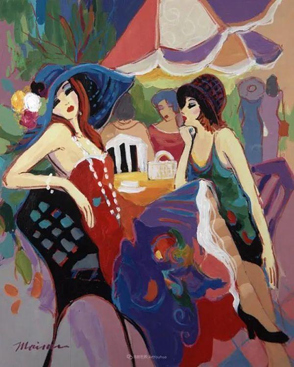 流动的曲线,鲜艳的色彩,极富美感的画面!插图65