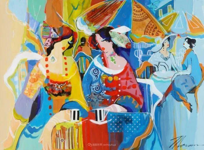 流动的曲线,鲜艳的色彩,极富美感的画面!插图77