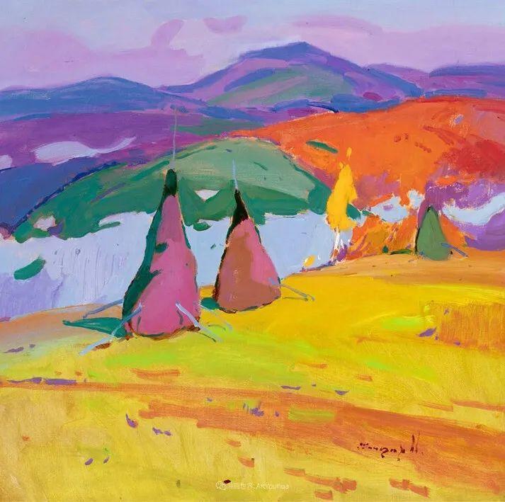 风景篇   迷人的色彩,冷暖的碰撞!插图61