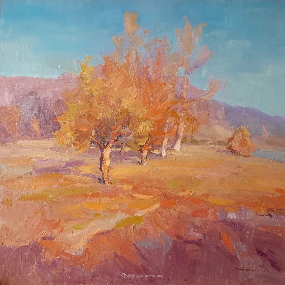 风景篇   迷人的色彩,冷暖的碰撞!插图137