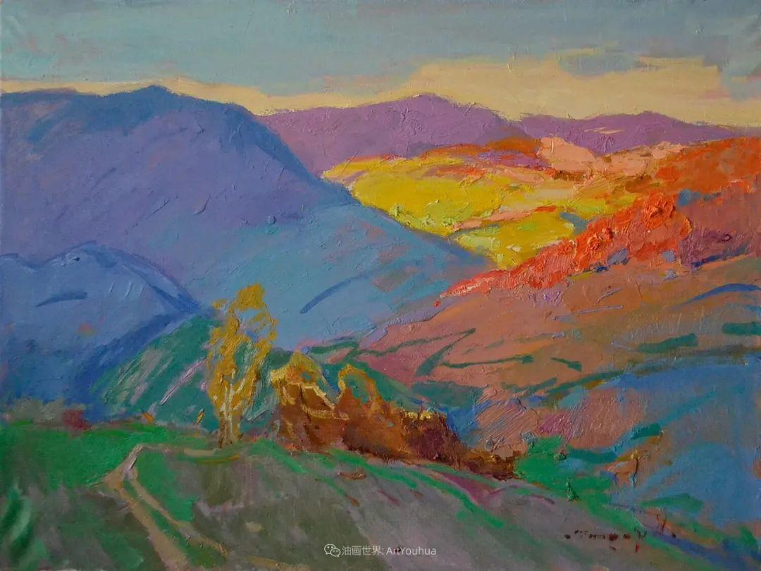 风景篇   迷人的色彩,冷暖的碰撞!插图147