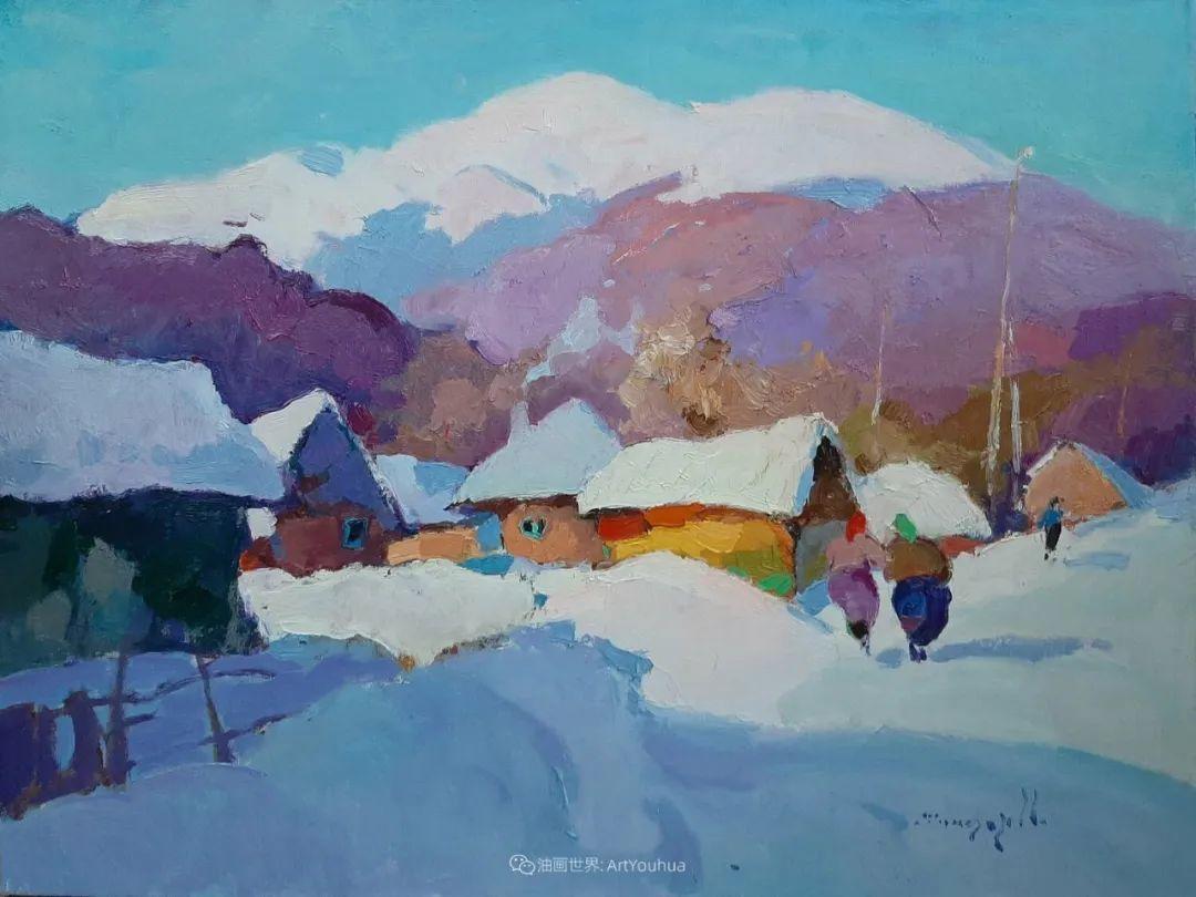 风景篇   迷人的色彩,冷暖的碰撞!插图159