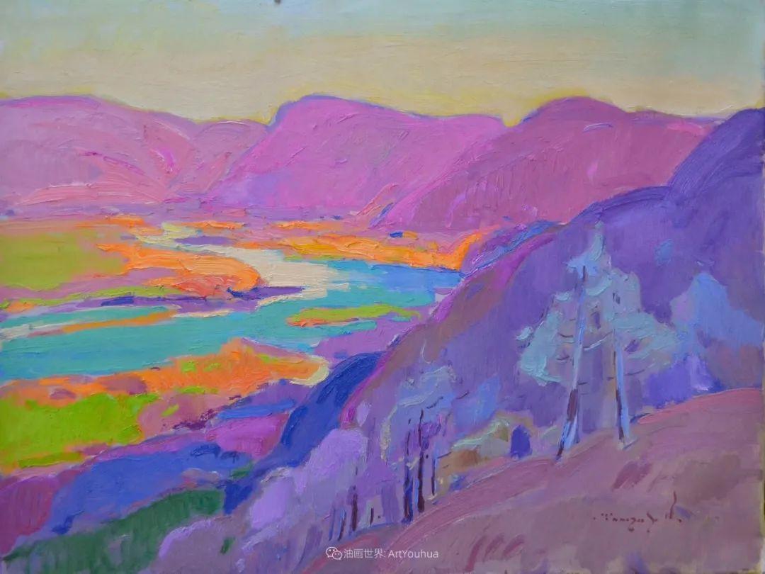 风景篇   迷人的色彩,冷暖的碰撞!插图185