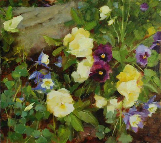 美美的花,美国女画家凯西·安德森插图10