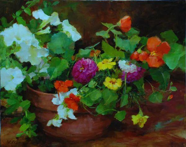 美美的花,美国女画家凯西·安德森插图31