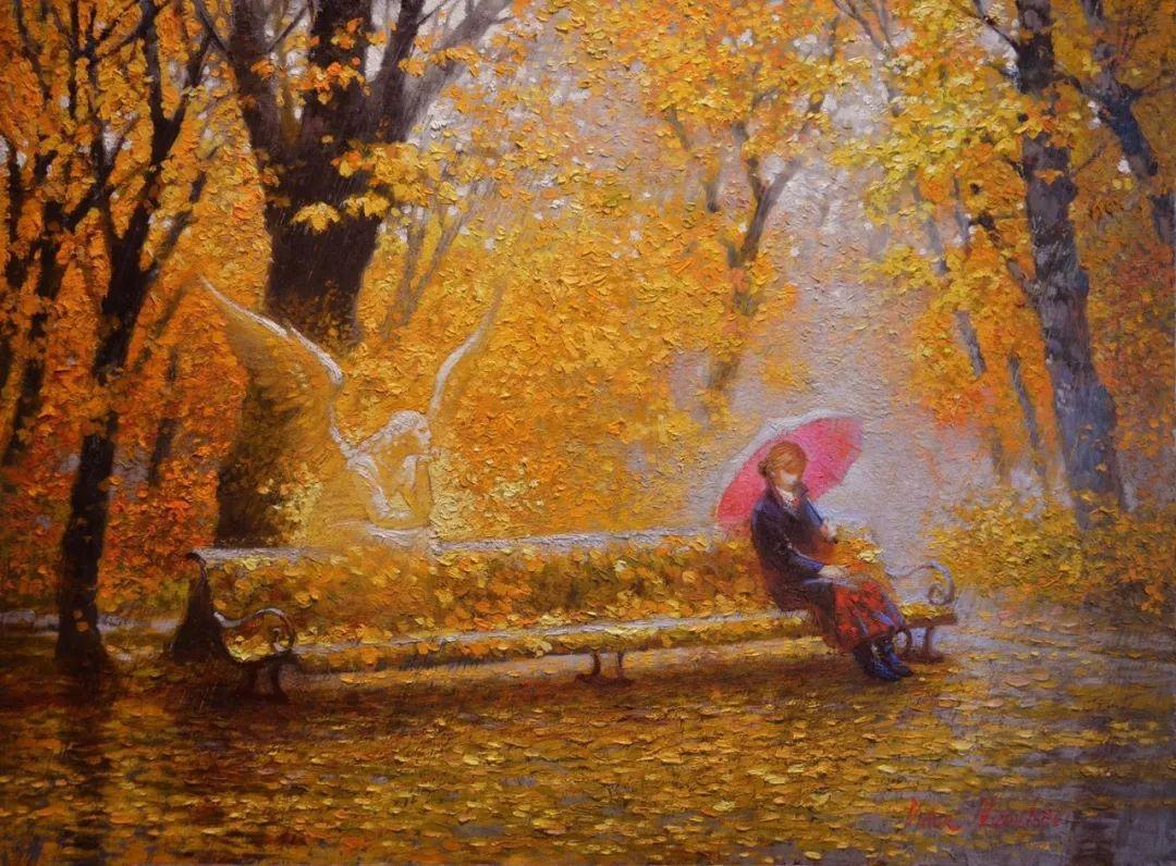 俄罗斯油画家的童话世界:愿你永远是个孩子!插图50