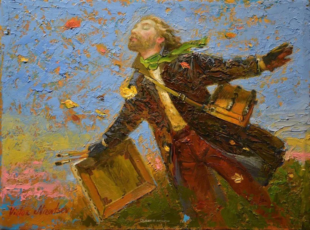 俄罗斯油画家的童话世界:愿你永远是个孩子!插图66
