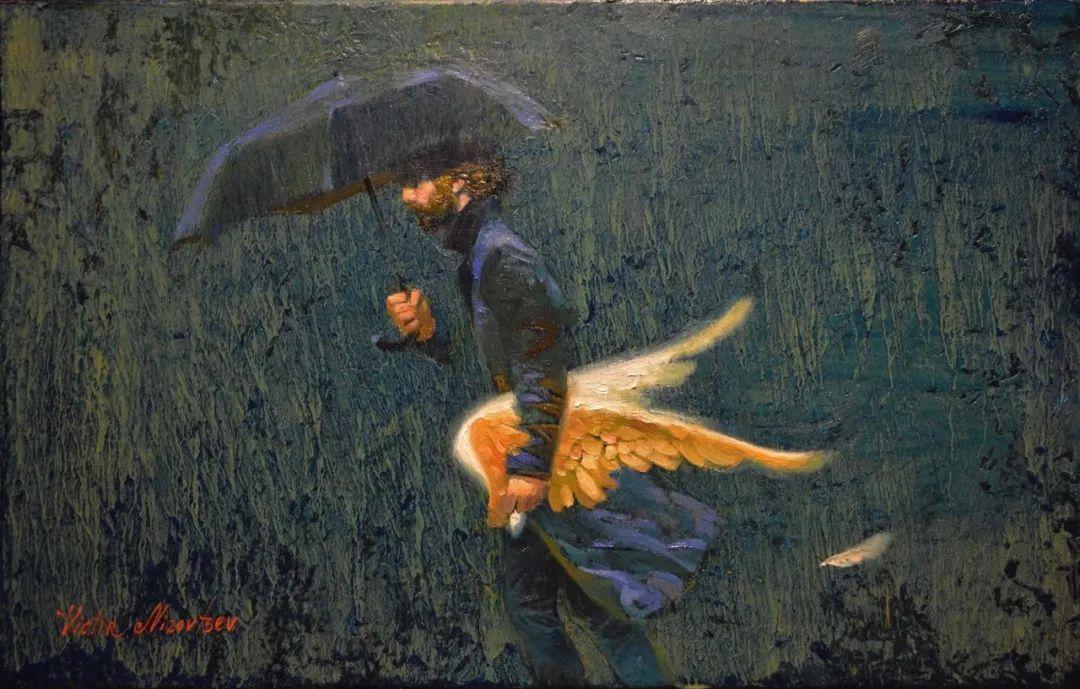 俄罗斯油画家的童话世界:愿你永远是个孩子!插图68