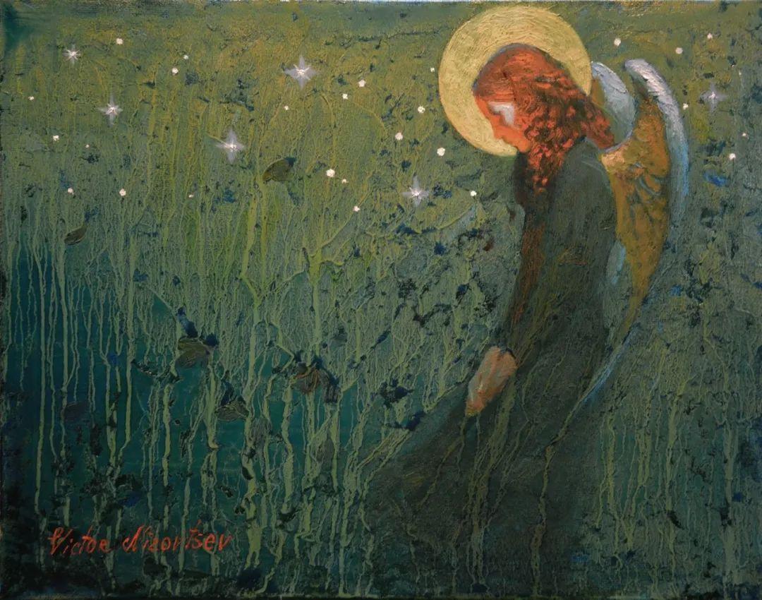 俄罗斯油画家的童话世界:愿你永远是个孩子!插图69