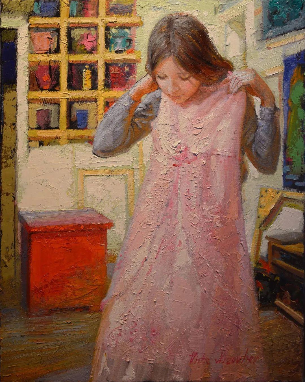 俄罗斯油画家的童话世界:愿你永远是个孩子!插图72