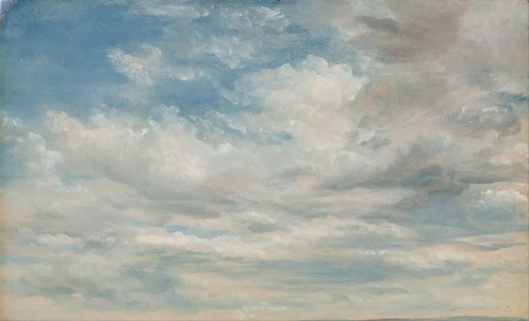瞬息万变的云彩,来自19世纪英国最伟大的风景画家插图5
