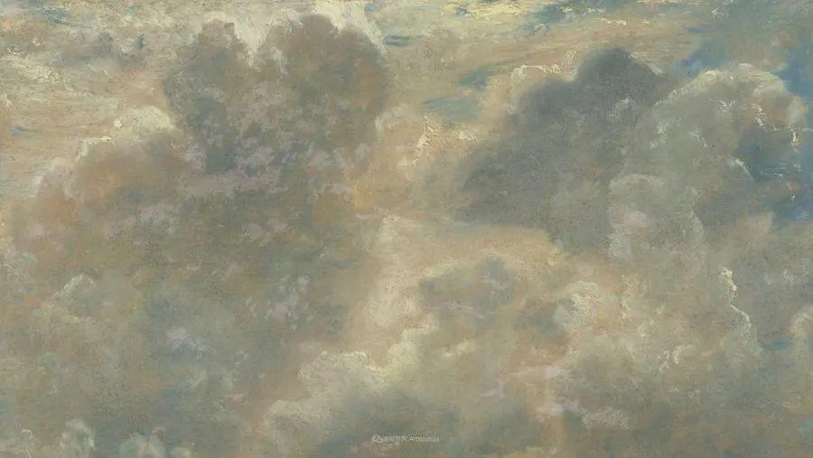 瞬息万变的云彩,来自19世纪英国最伟大的风景画家插图8