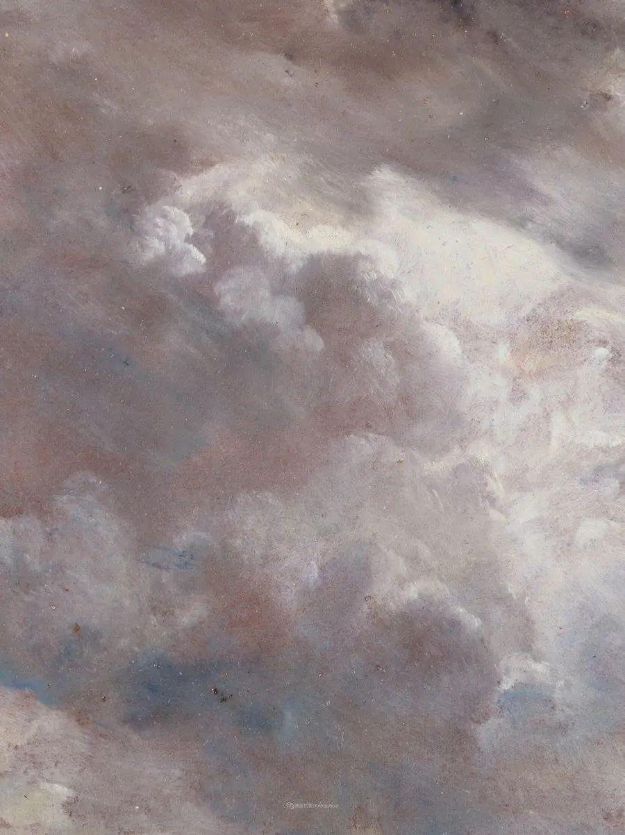 瞬息万变的云彩,来自19世纪英国最伟大的风景画家插图10