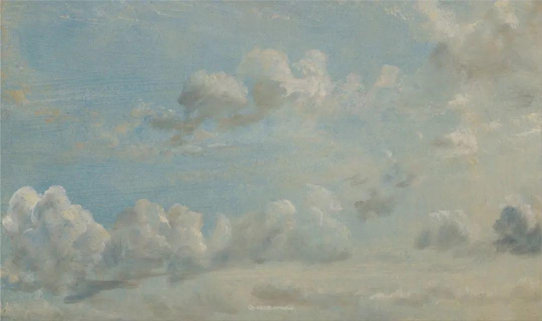 瞬息万变的云彩,来自19世纪英国最伟大的风景画家插图11