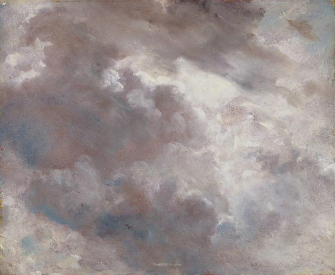 瞬息万变的云彩,来自19世纪英国最伟大的风景画家插图14