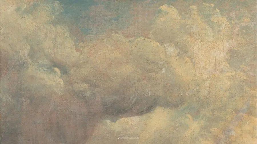瞬息万变的云彩,来自19世纪英国最伟大的风景画家插图15