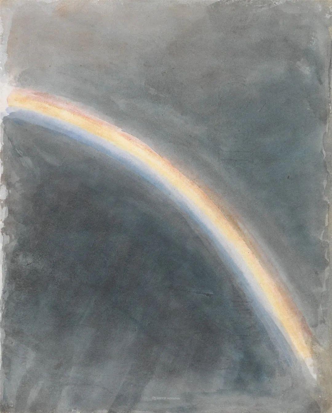 瞬息万变的云彩,来自19世纪英国最伟大的风景画家插图18