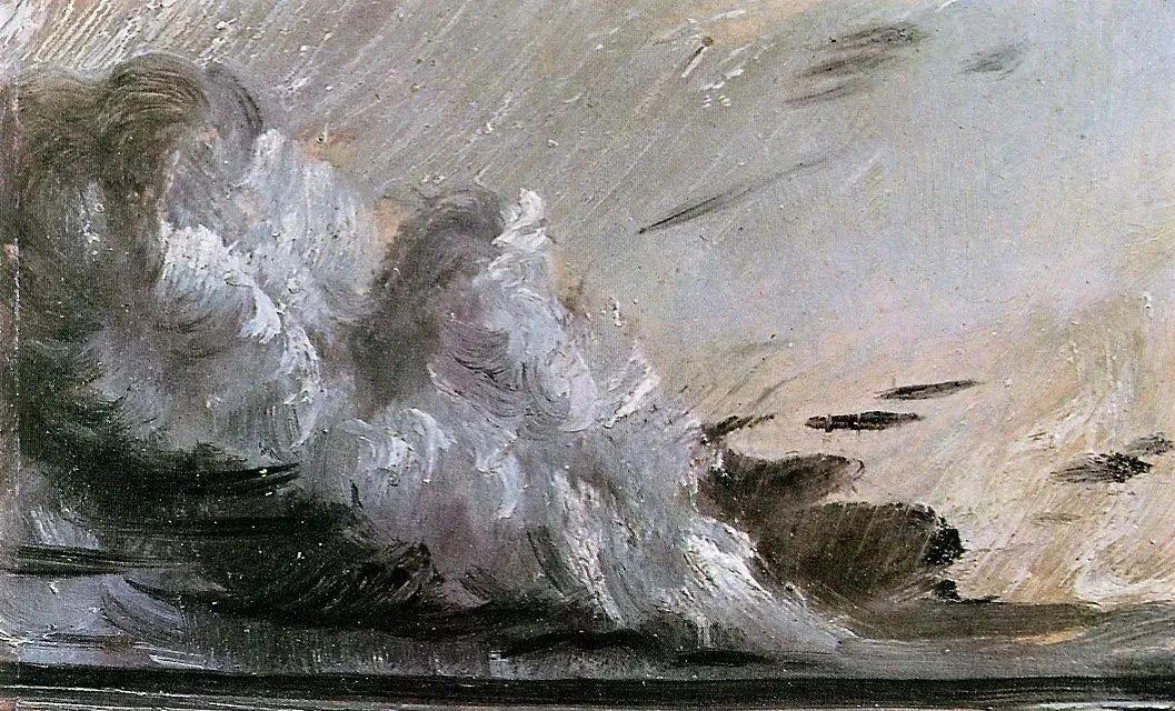 瞬息万变的云彩,来自19世纪英国最伟大的风景画家插图24