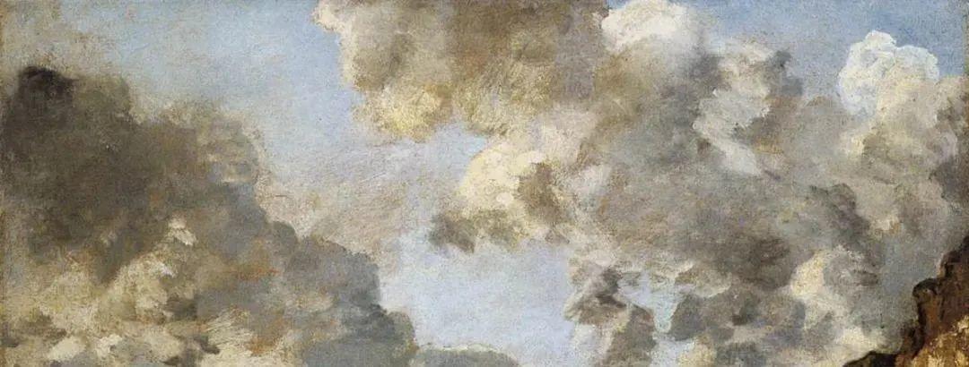 瞬息万变的云彩,来自19世纪英国最伟大的风景画家插图26